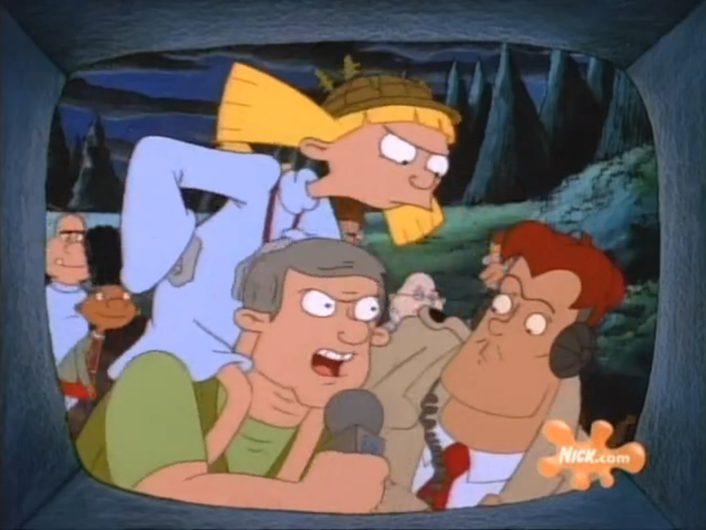 Hey Arnold! - REVIEWED: S2, E27: