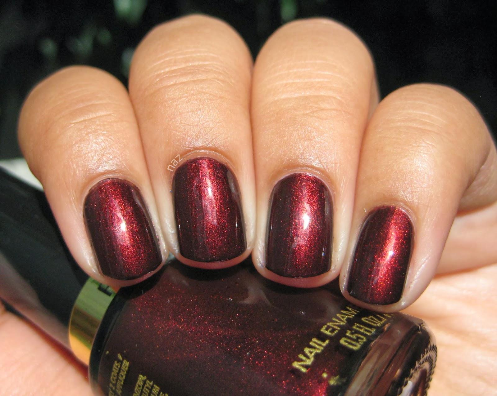 Naz S Nails Revlon Divine