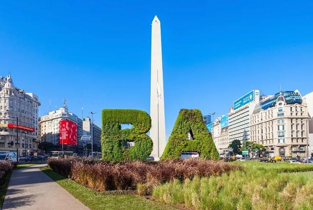 Buenos Aires em março