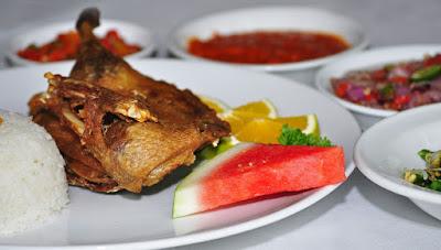 Kuliner Indonesia - Bebek Bengil