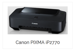 Download Driver Canon Pixma Ip2770 Latest Version