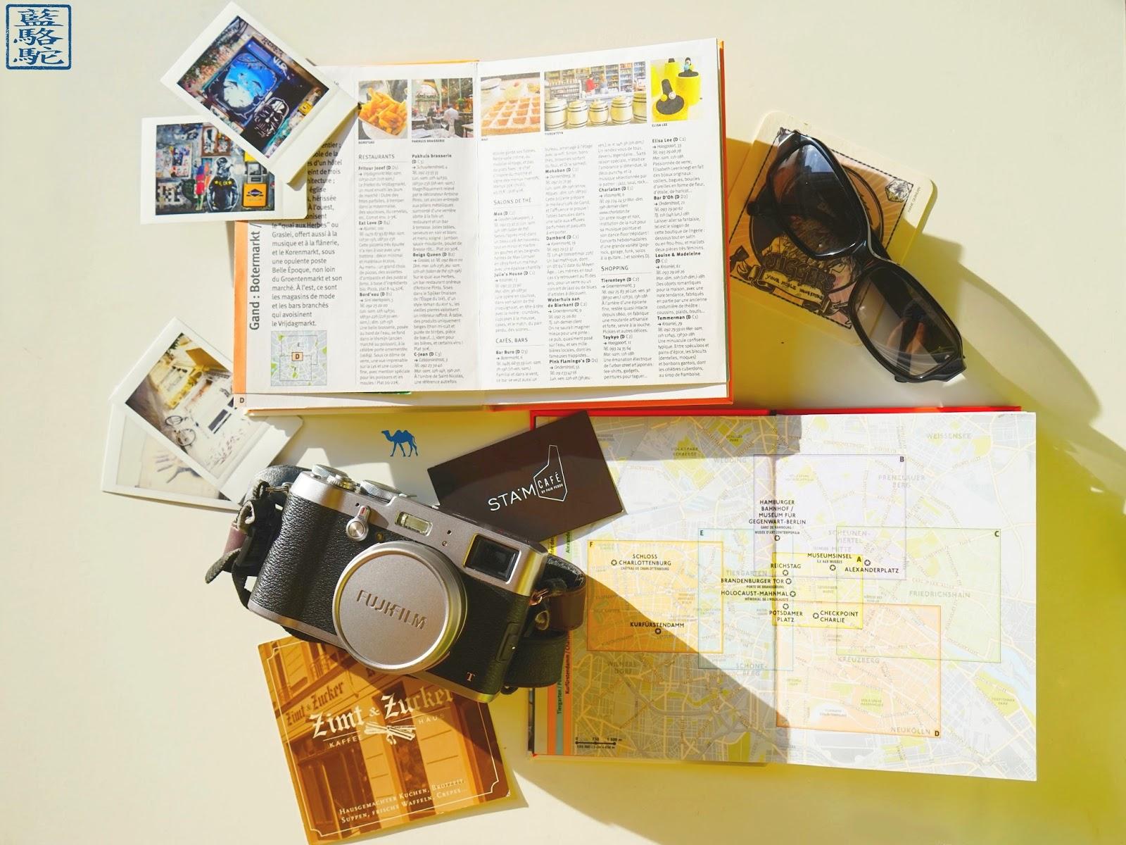 Le Chameau Bleu - Guide touristique Cartoville