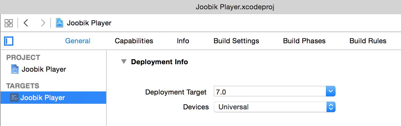 The Joobik Blog: Fixing Xcode 6 3 (iOS SDK) Error: Could not