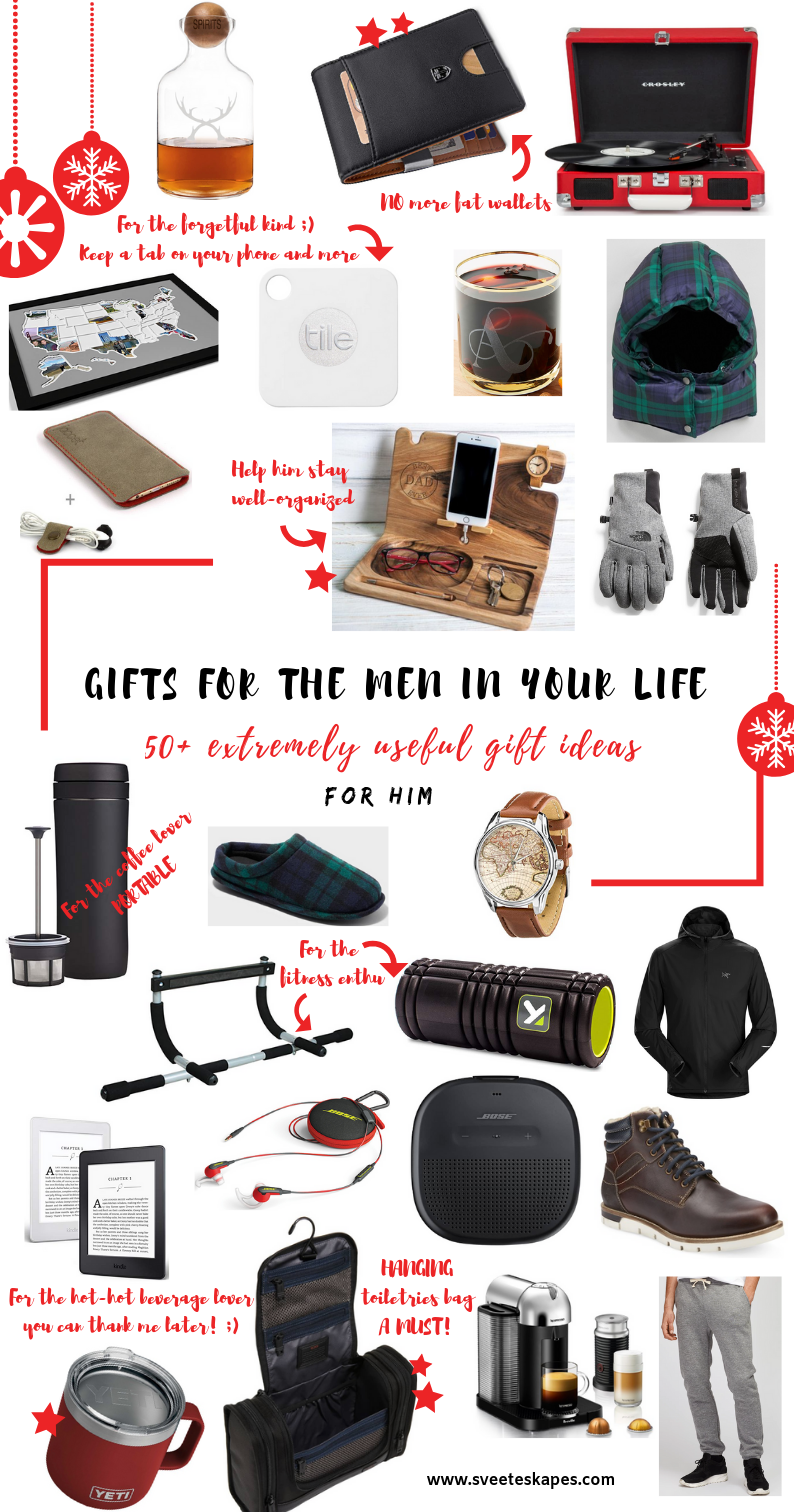 All This To Say That Trust Me With Gift Guide For Any Men In Your Life Dad Husband Boyfriend Brother Etc Because I Have A Who 1