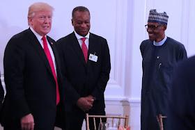 bt Photos: Pres. Buhari Exchange Pleasantries With Donald Trump News