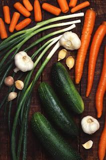 warzywa a odchudzanie i dieta