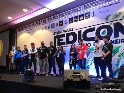 Jedicon Rio de Janeiro 2017