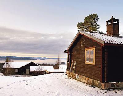 Hermosa Cabaña Vacacional en Suecia