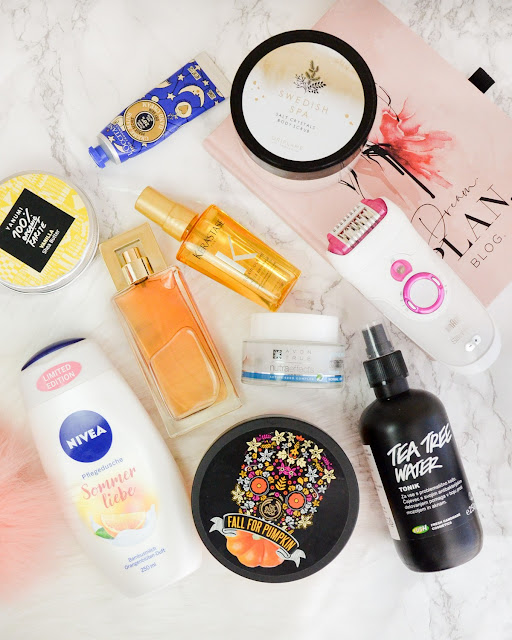 Favourite Skincare and Haircare of 2018