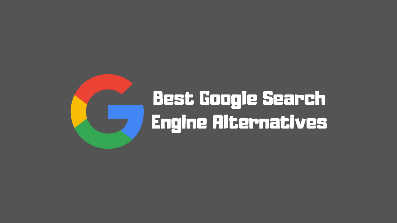 search engine alternatives