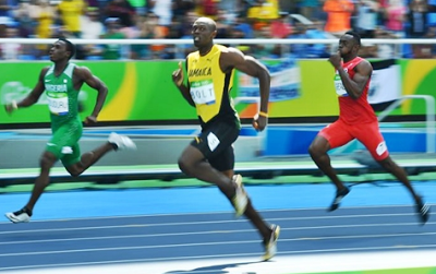 nigerian athlete usain bolt