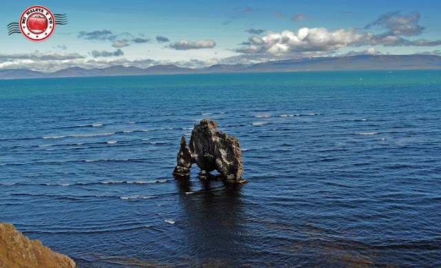 Hvítserkur, Islandia