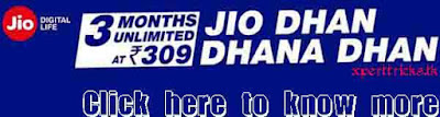 Jio offer link