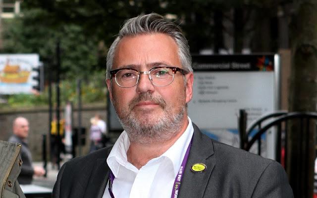 Coldside Labour councillor George McIrvine