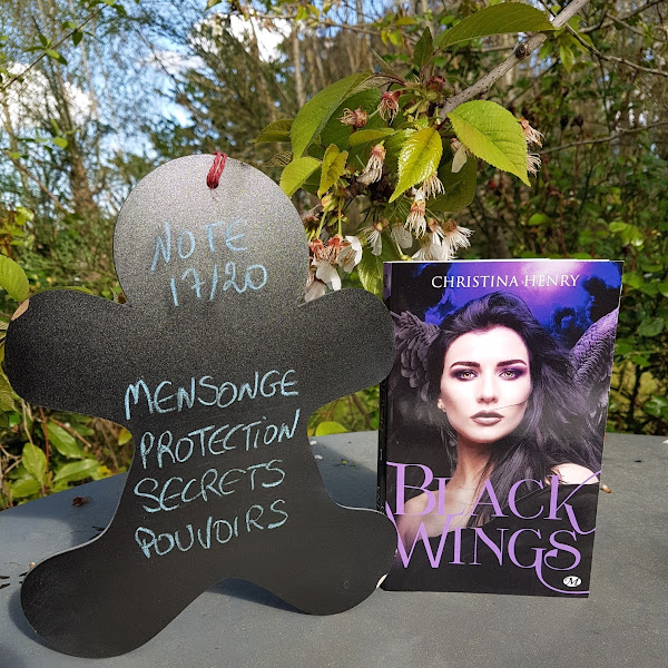 Black Wings, tome 1 de Christina Henry