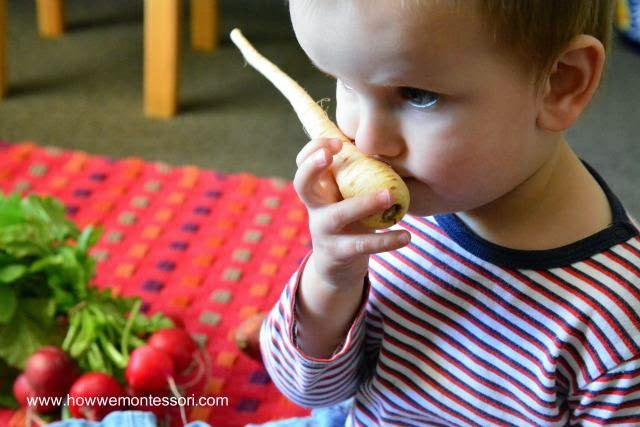 Olor de los alimentos en la casa
