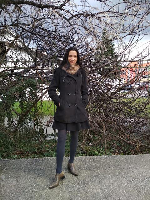 #modaodaradosti #oftd #skaterdress #fashionblogger