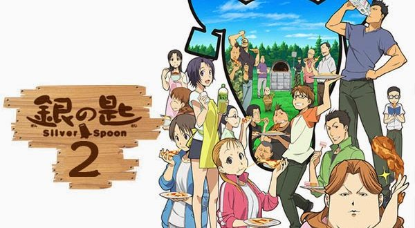 Gin no Saji S2 BD Batch Subtitle Indonesia