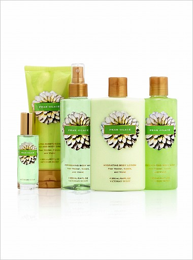 Victoria's Secret, Victoria's Secret Pear Glace, shower gel, body wash, lotion, moisturizer, fragrance, perfrume