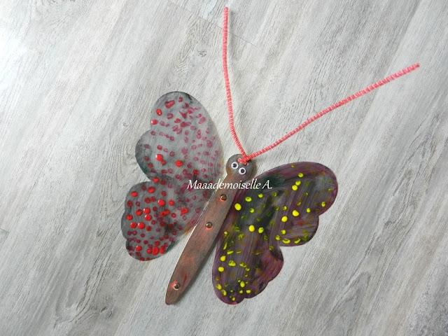 || Kit Créatif Pandacraft : Les papillons (Présentation & Avis)