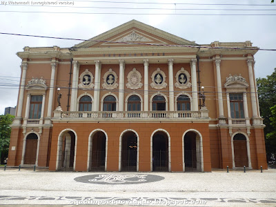 Teatro da Paz - Belém - Pará