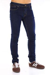Model Celana jeans Pria Low rise
