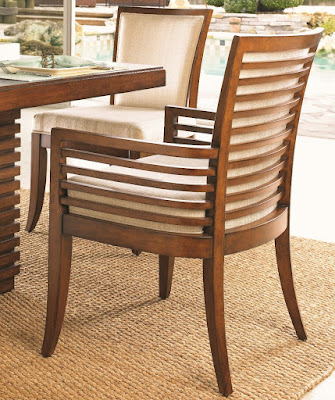 Kowloon Arm Chair by Tommy Bahama