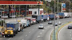 La escasez de diésel afecta directamente a los transportistas de alimentos