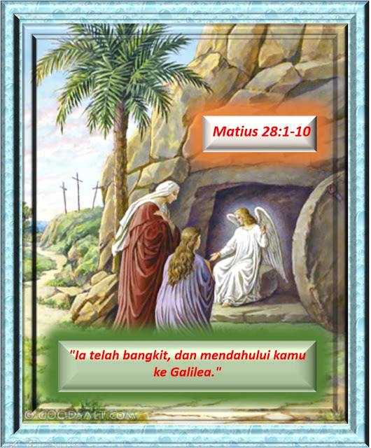 Matius 28:1-10