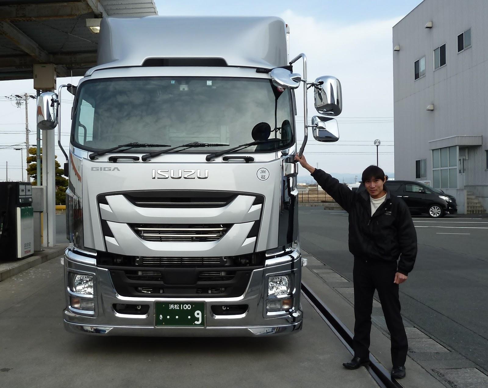 Resultado de imagen de camion japon