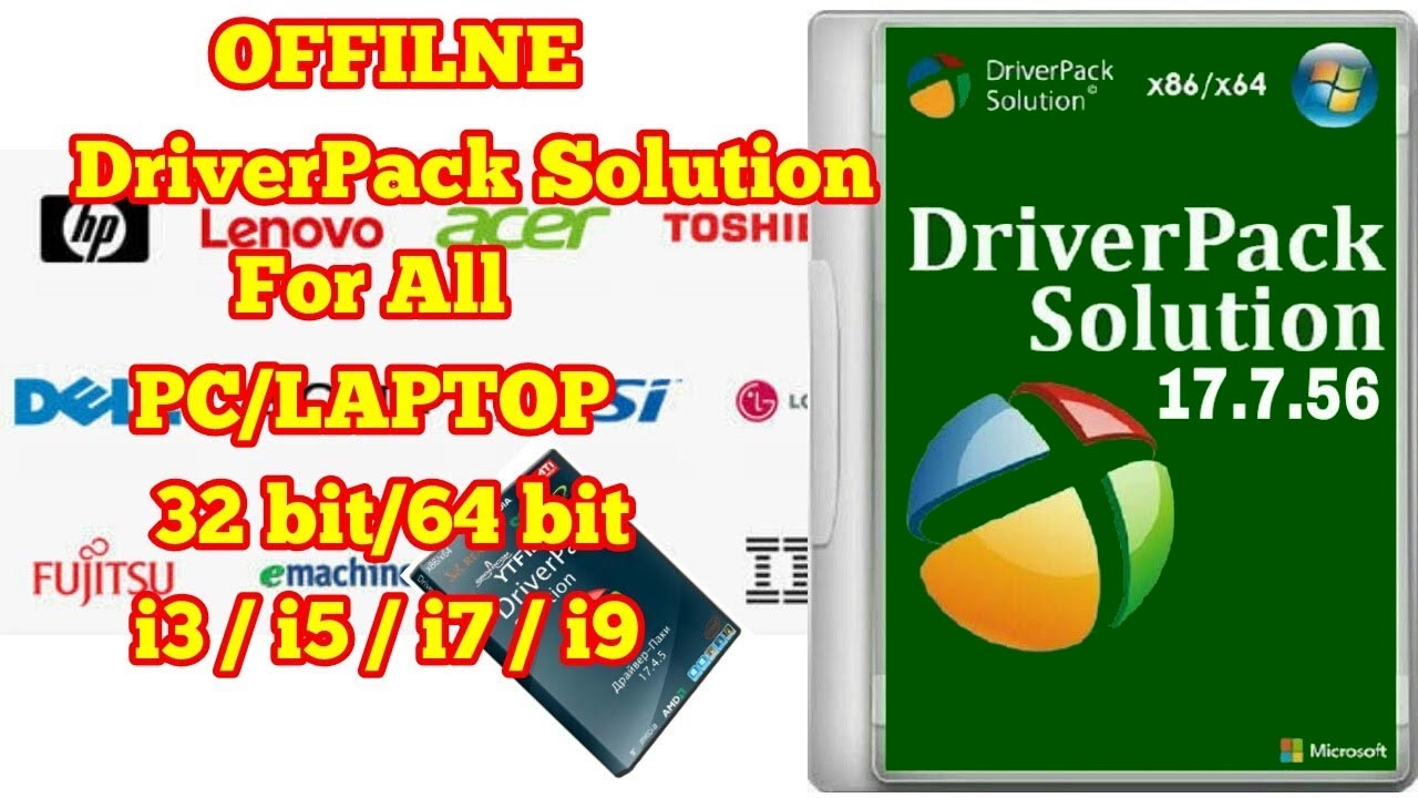 driverpack solution 2017 full