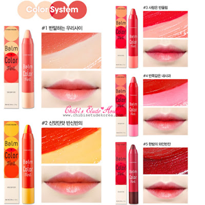 etude house Balm & Color Tint, review etude Balm & Color Tint, katalog etude house, katalog etude indonesia, lip tint korea, harga etude indonesia, jual etude murah, jual etude original