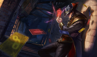 Updated Classic Twisted Fate