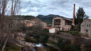 Puente de Piedra de Beceite.