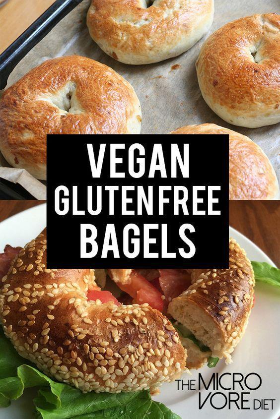 Vegan Gluten-Free Bagels