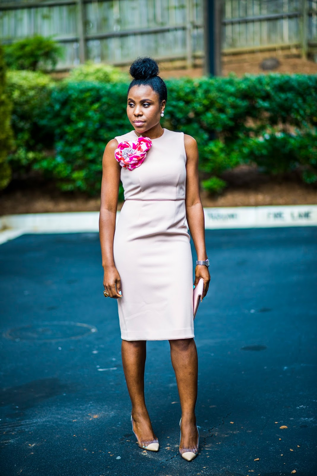 Spring Fashion: Ann Taylor Dress - Titi\'s Passion