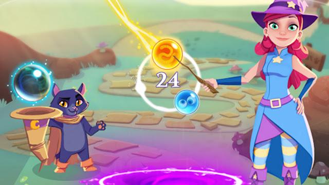 Game Bubble Witch 3 Saga