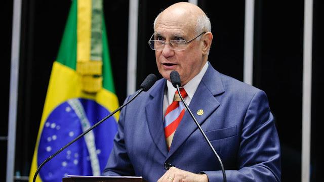 Depois de garantir as Guardas Municipais no SUSP, Senador Lasier Martins apresenta importante Projeto de Lei
