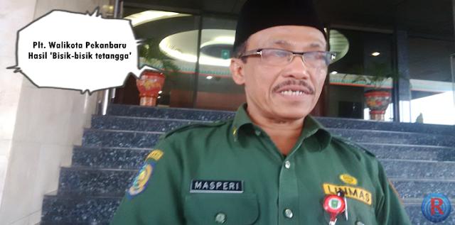 Plt Kadispenda Provinsi Riau, Masperi