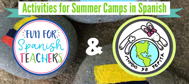 Activities for Summer Camp in Spanish