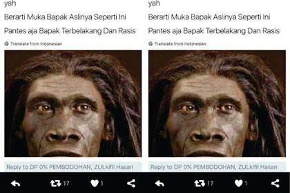 Polisi Diminta Segera Tangkap Akun Ahoker @halojakarta Yang Hina Pribumi dan Ketua MPR