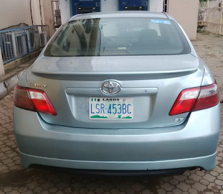 How to Register New Car in Nigeria - Vehicle Registration