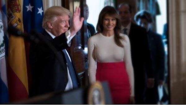 Tienen un presidente increíble en México: Donald Trump