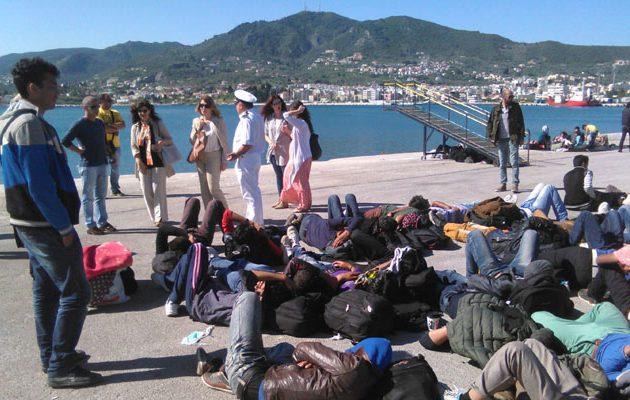 Frontex: Μειωμένη κατά 50% η άφιξη απο ΛΙΠΟΤΑΚΤΕΣ - αντάρτες -ΤΖΙΧΑΝΤΙΣΤΕΣ στην Ελλάδα το Μάρτιο!