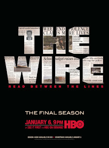 The Wire Poster