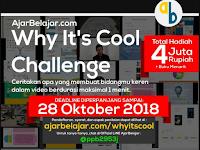 [Gratis] Lomba Video Nasional 2018 di AjarBelajar