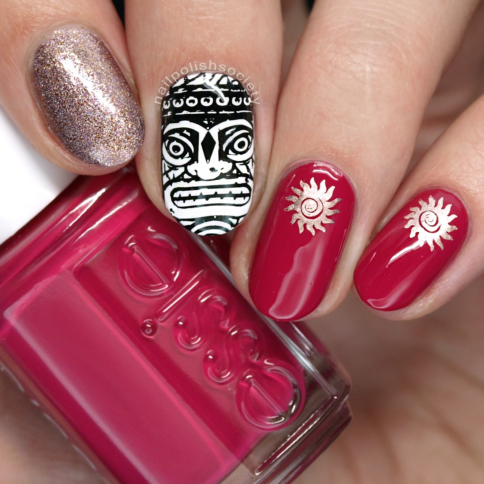 Nail Polish Society: UberChic Beauty Vacation Mode, Uber Mini Fourth ...