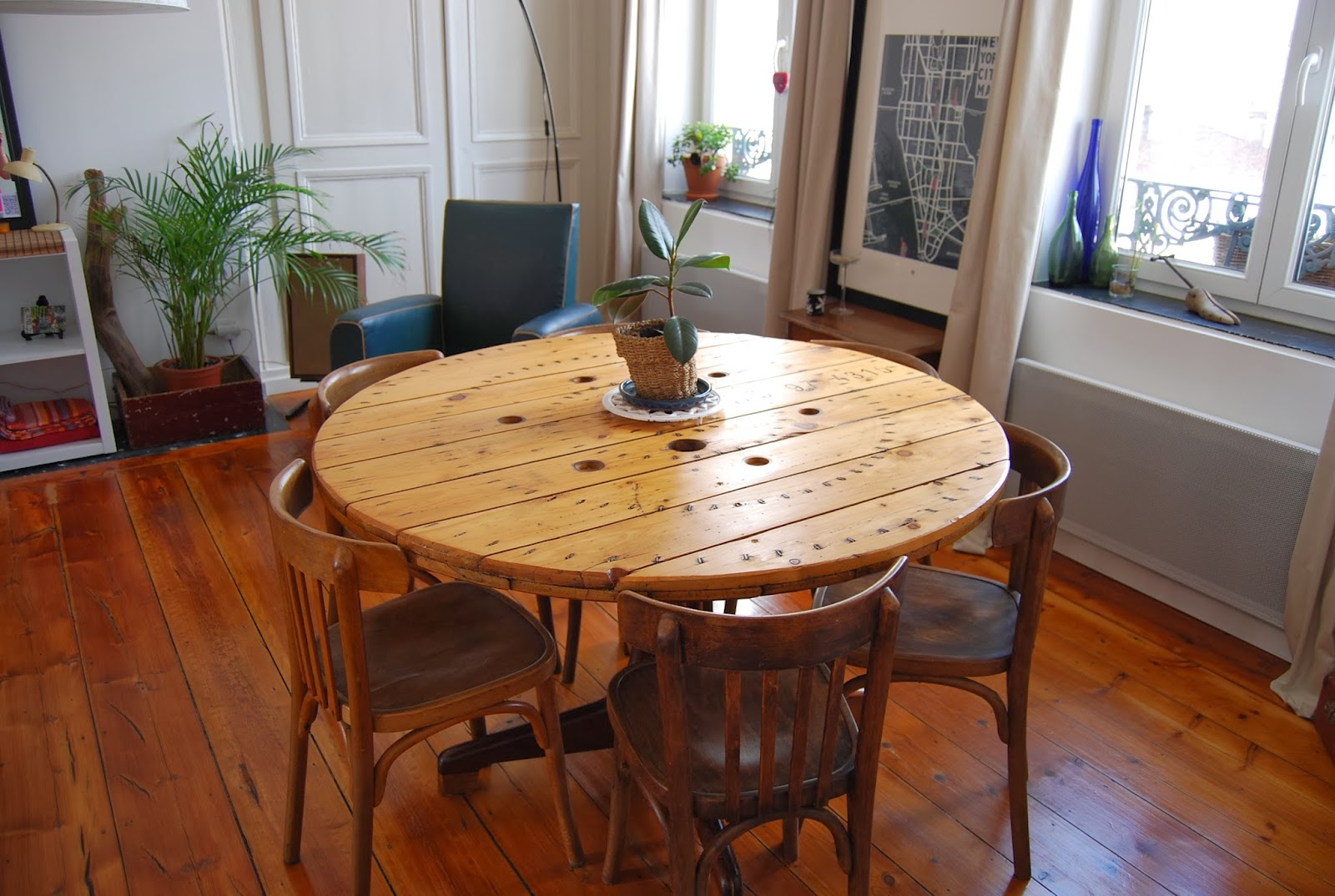 groszowe sprawy czas na meble z recyklingu. Black Bedroom Furniture Sets. Home Design Ideas