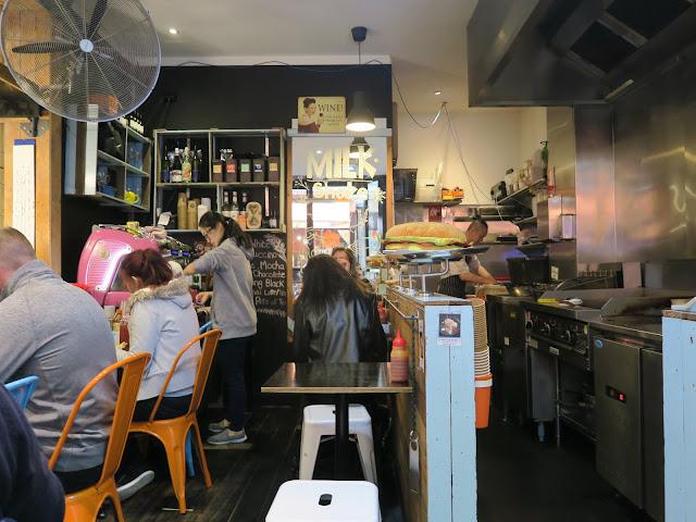 metro burgers, melbourne, australia