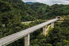 Informe: Autopista realiza obras na Serra do Cafezal em Miracatu (SP)